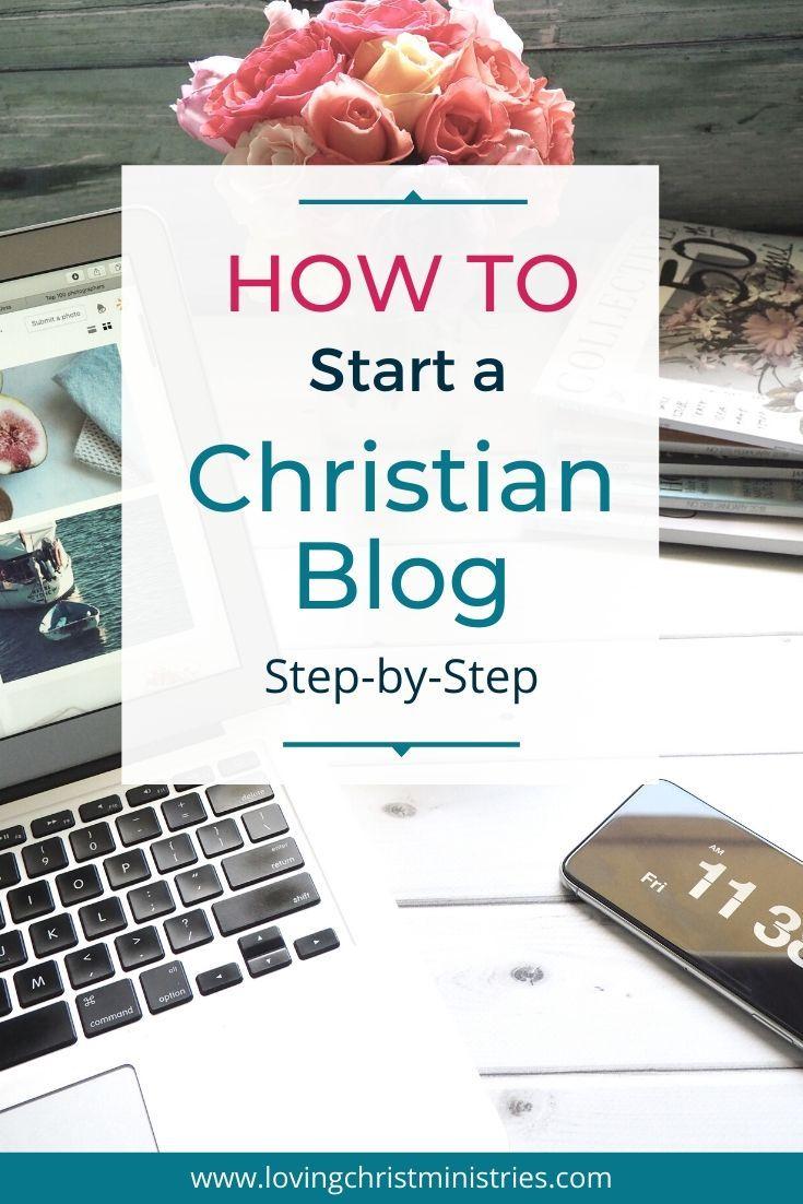 How to Start a Faith Blog FREE Email Course Faith