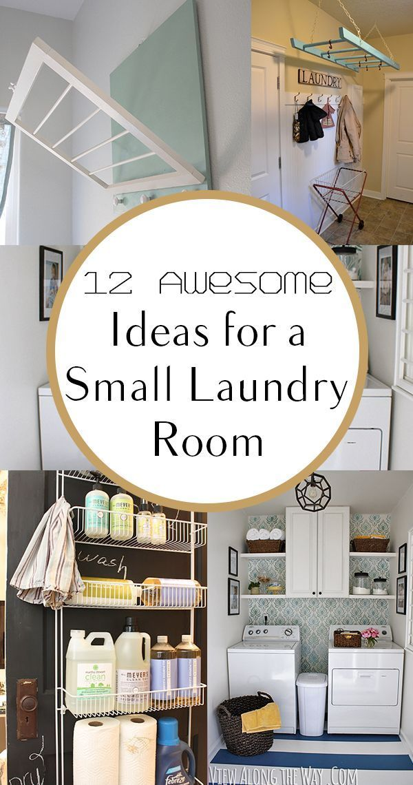 17 Best Ideas About Small Living Rooms On Pinterest: 17 Best Ideas About Small Laundry Closet On Pinterest