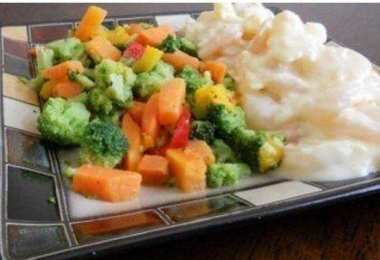 Rák vagy csirke Pina Colada mártásban | NOSALTY – receptek képekkel