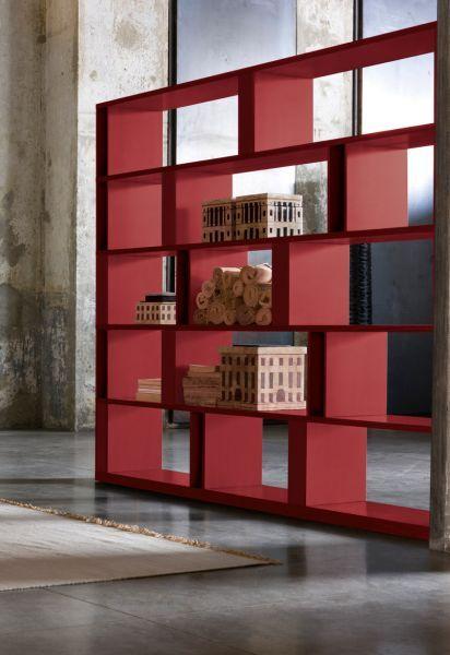 Libreria Brera- Design Lievore, Altherr, Molina- Emmebidesign