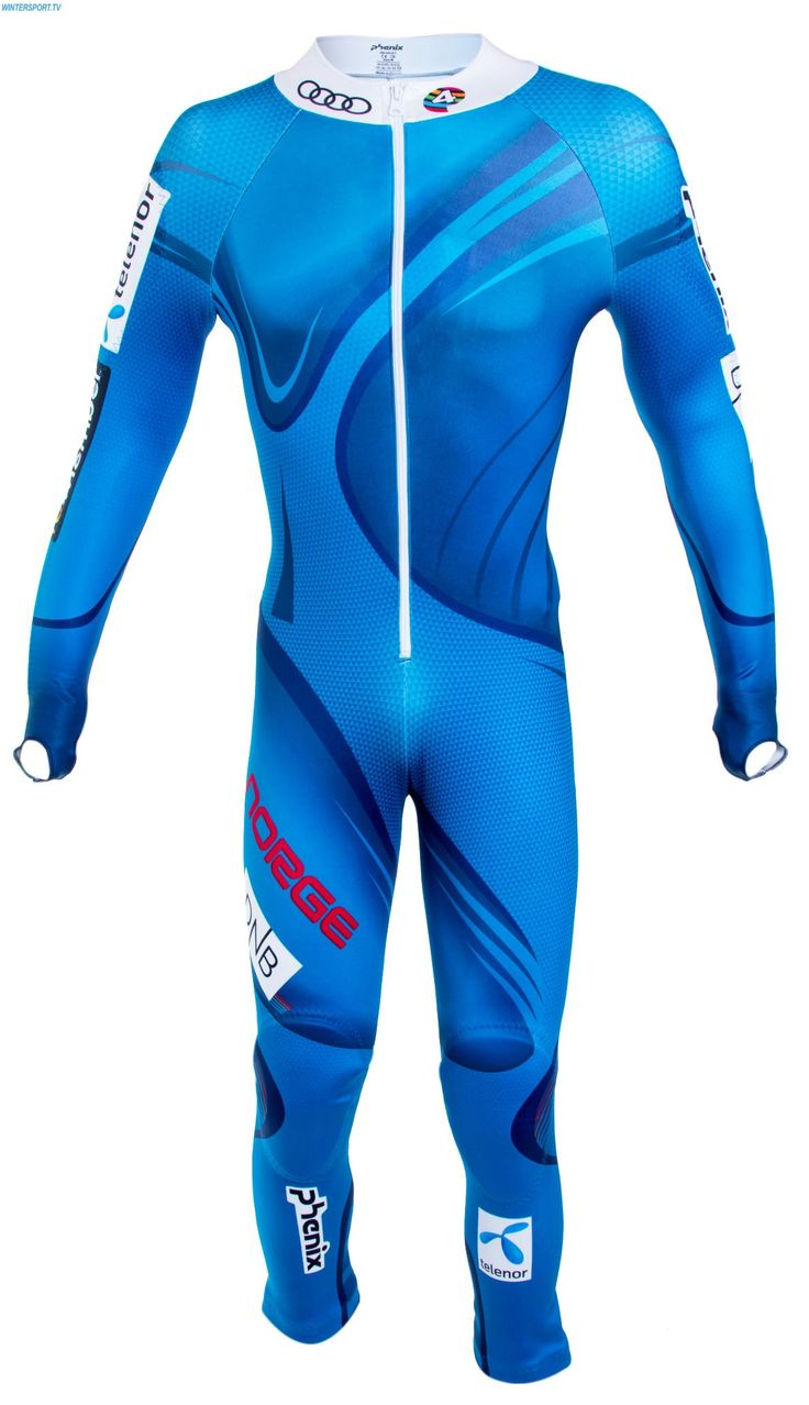 Phenix Norway Alpine Team GS Race Suit – Blue