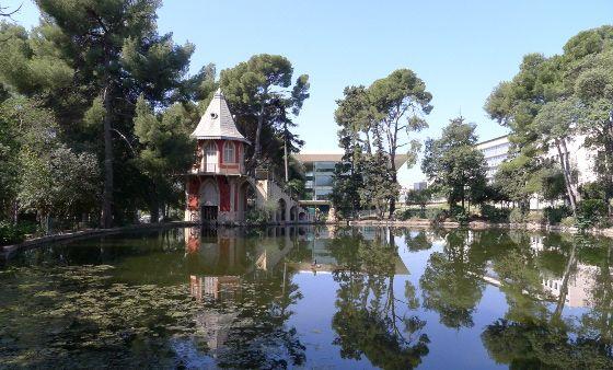 La Torre Girona, de casa familiar a rectorado de la UPC