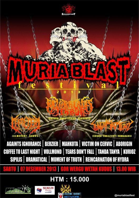 MURIA BLAST FEST 2013