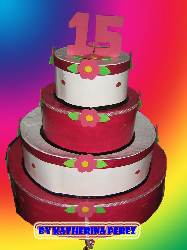 CAKE PINATA / TORTA PINATA