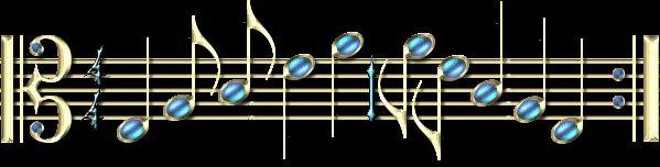 Resultado de imagen para SEPARADORES MUSICALES