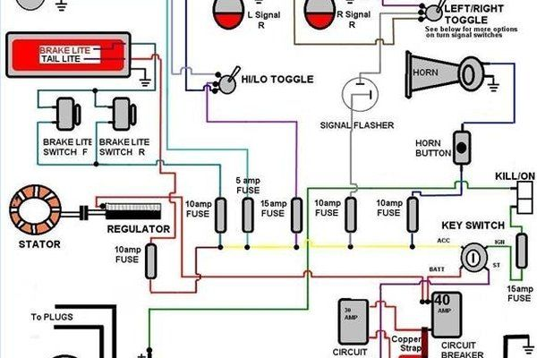 How To Read Automobile Wiring Diagrams Electrical Diagram Diagram Automobile