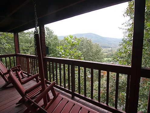 Log heaven 4 bedroom 3 bathroom cabin rental in pigeon - 7 bedroom cabins in pigeon forge ...