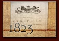In 1823 the Excise Act was passed, which sanctioned the distilling of whisky in return for a licence fee of £10, and a set payment per gallon of proof spirit.  Smuggling died out almost completely over the next decade and, in fact, a great many of the present day distilleries stand on sites used by smugglers of old. The Excise Act laid the foundations for the Scotch Whisky industry as we know it today