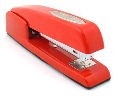 I believe you have my stapler.