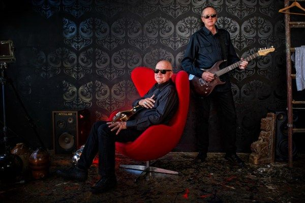 RICK BREWSTER chats with Rock Club 40 about Brothers Angels and Demons