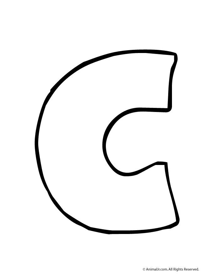 how to add c o to a letter
