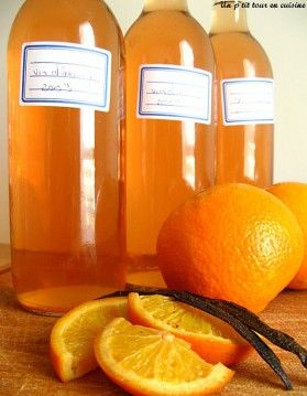 Vin d'orange - ELLE