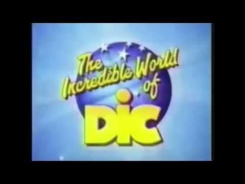DiC Entertainment Logo History - YouTube