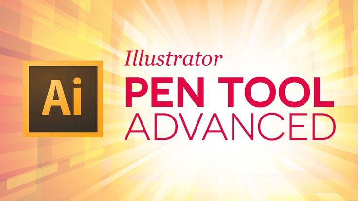 Illustrator Tutorials - Pen Tool Advanced