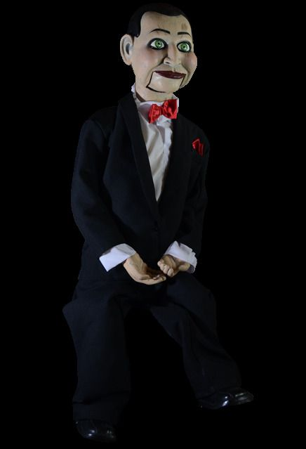 Billy Puppet Prop Dead Silence TRICK OR TREAT STUDIOS LIFE SIZED In Stock