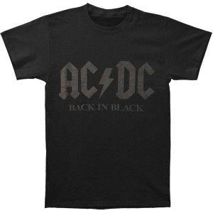 AC/DC BACK IN BLACK 2016 TOUR T-SHIRT #acdc #ac/dc #backinblack #rocknroll #music #merchendise #fullylicensed ##band #music #bandmerch #licensed #licensedmerch #entertainment #rocknroll #Ac/dc #rockabilia