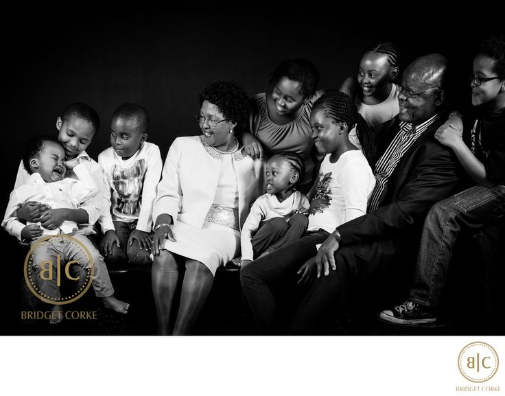 Bridget Corke Photography - Large Family Photo Shoot: