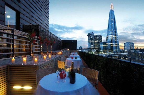 ***Hilton Hotel - London - Dinning Romantic***