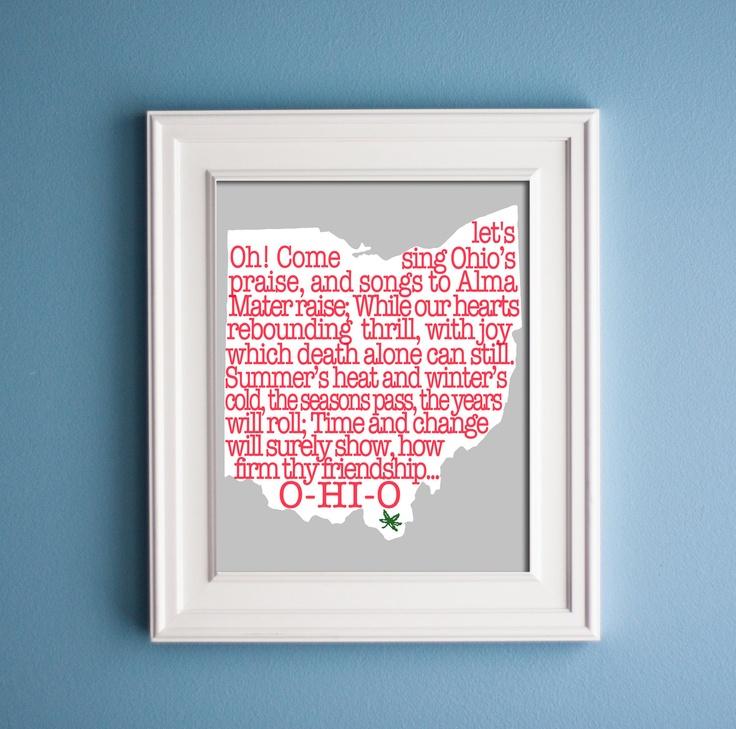 Carmen Ohio. Perfection!