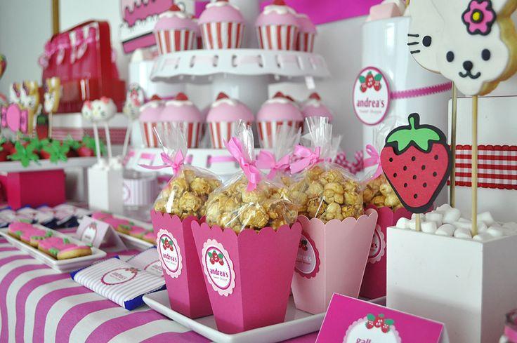 15 best images about ideas bthday on pinterest candy - Mesa dulce infantil ...