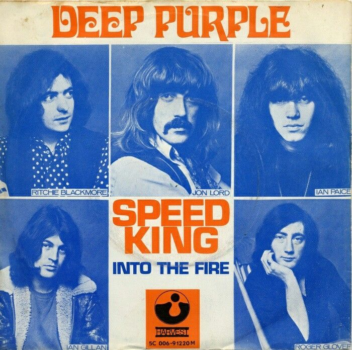 Deep Purple Oblozhki Albomov Muzykanty Muzyka