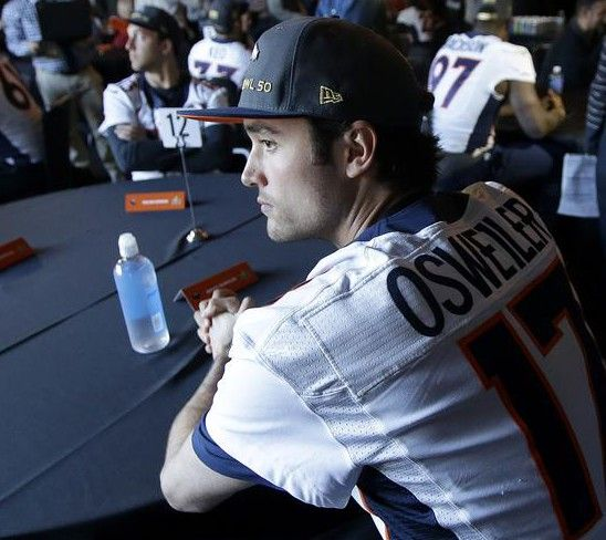 In the aftermath of a Super Bowl win, backup-turned-starter-turned-backup Brock Osweiler said he wants to stay in Denver. The really question isn't whether the Broncos want to keep him, but how badly. On Friday's PFT Live on NBC Sports Radio, Vic Lombardi of Altitude Sports Network said that the Broncos: (1) don't want to keep…