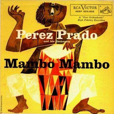 Mambo Mambo CD n°2 : WDM 1801
