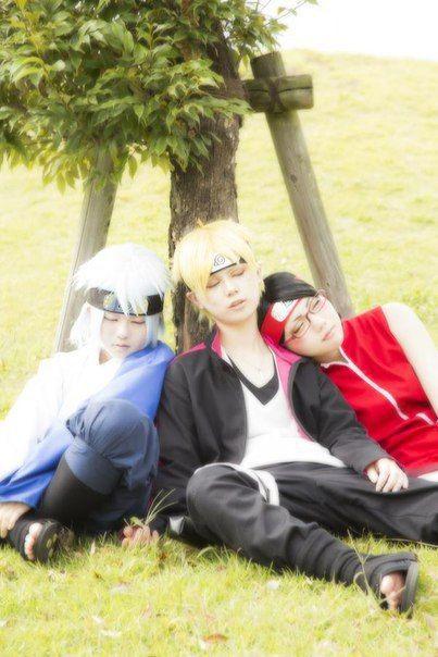 cosplay, naruto, and косплей image