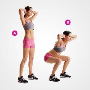 4-minútové cvičenie, ktoré stojí za hodinu v posilňovni – Báječné Ženy