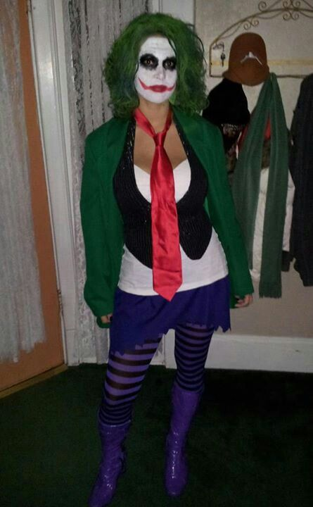 joker halloween costume - Paul Pierce Halloween