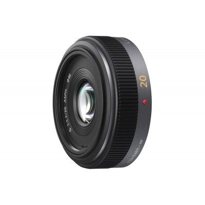 Panasonic H-H020 Interchangeable Pancake Lens