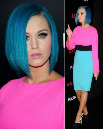 Check Out katy perry color block fashion  - How to Color Block Outfits Without Looking Like a Toddler