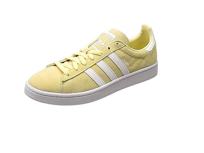 adidas Campus Sneakers Herren Gelb | Adidas, Sneaker, Herrin