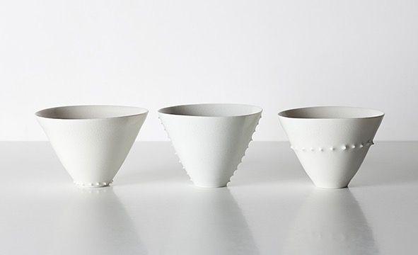 Tazze da tè in porcellana