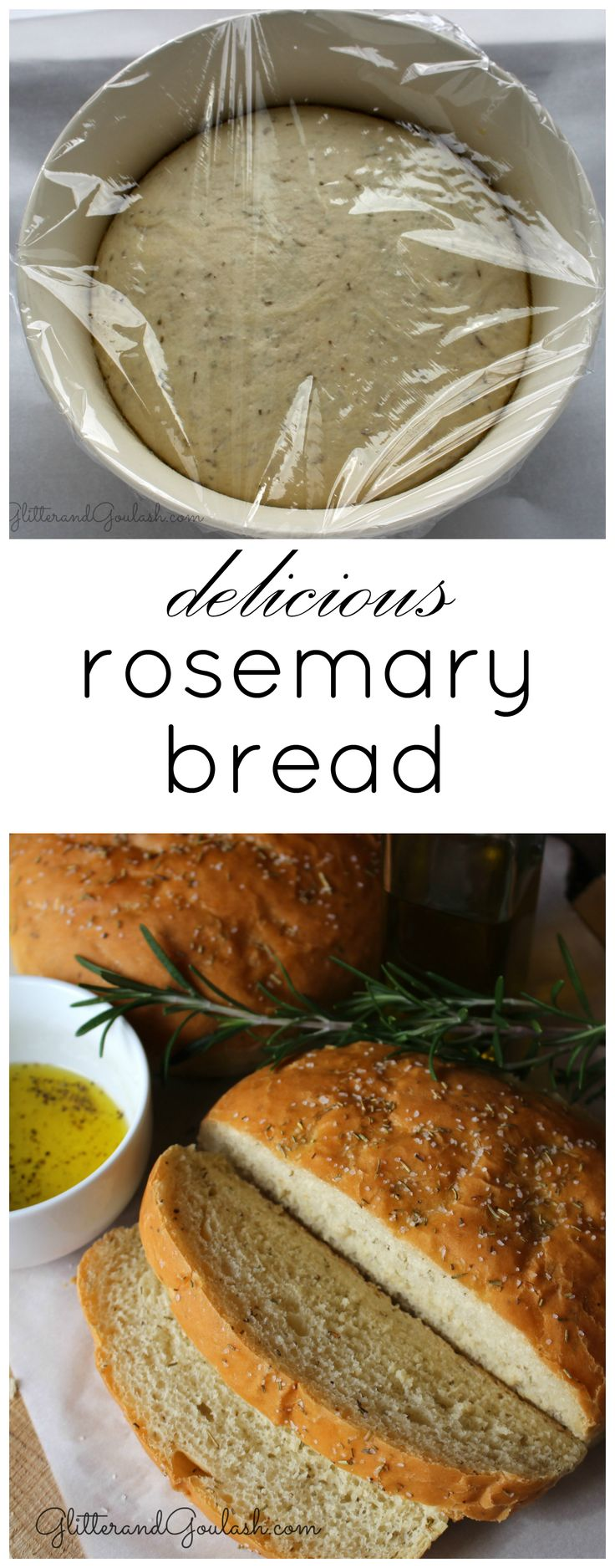 Copycat Macaroni Grill Rosemary Bread- Oh my gosh this was the best rosemary bread recipe i've tried! My whole family devoured it for dinner, goes great with soup as a side.