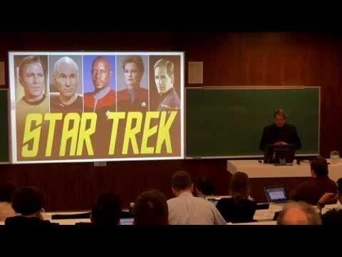 Le droit selon Star Trek, par Fabrice Defferrard - YouTube