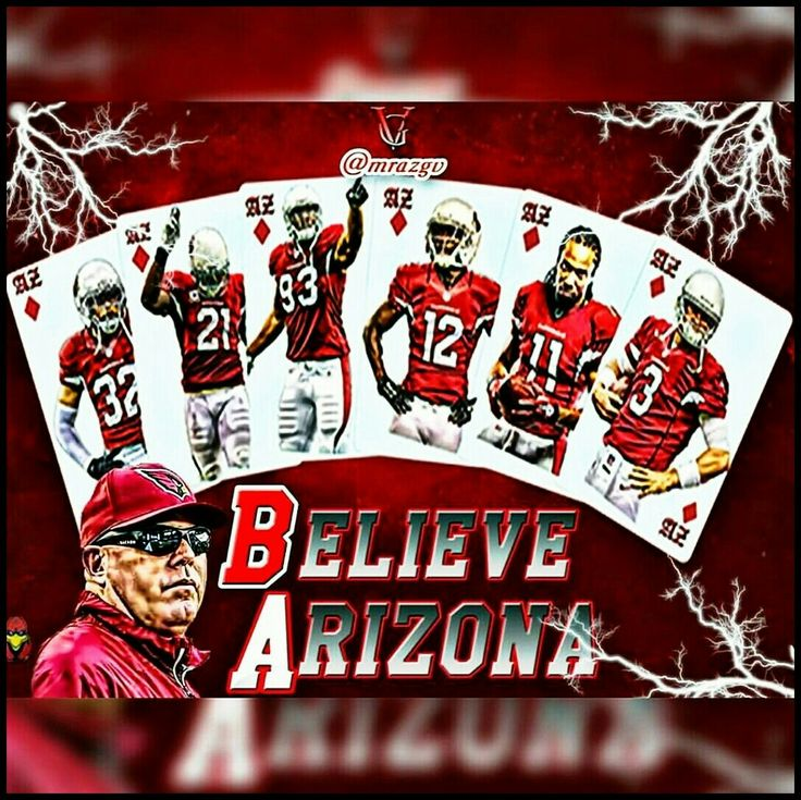 Arizona Cardinals!!!