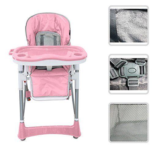 sillas altas para bebs de meses a aos de edad
