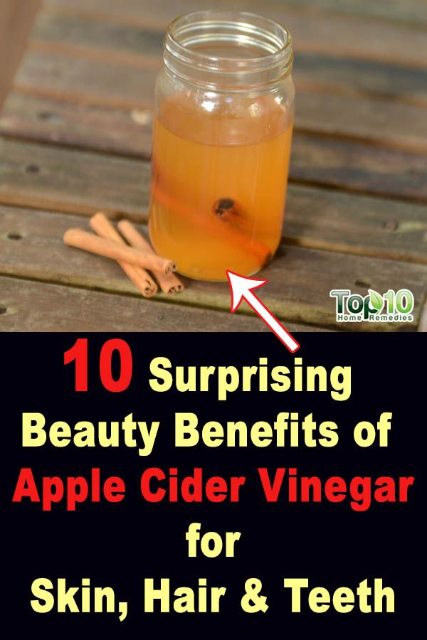 10 surprising beauty benefits of apple cider vinegar apple cider teeth and cider vinegar. Black Bedroom Furniture Sets. Home Design Ideas