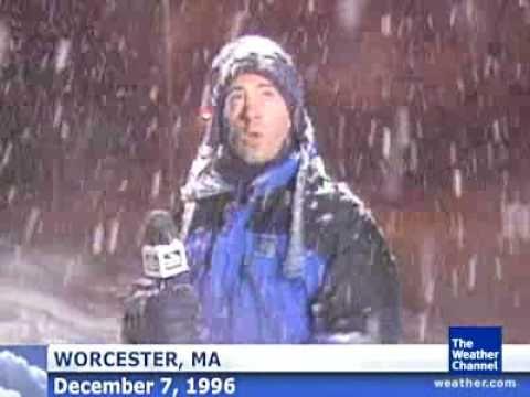 Jim Cantore: Thunder Snow