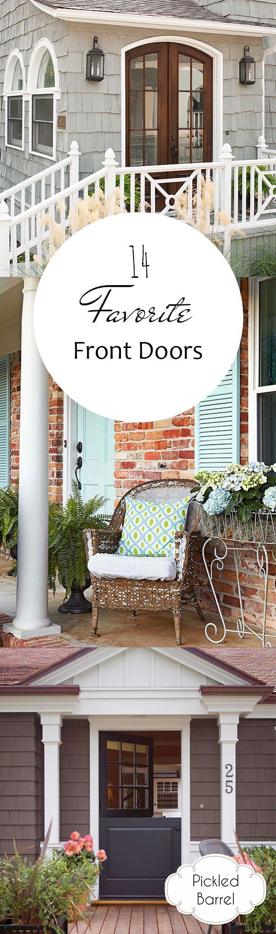 57 best Curb Appeal images on Pinterest | Pots, Backyard and ...