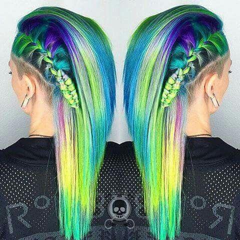 550 besten hair bilder auf pinterest frisuren haarfarben