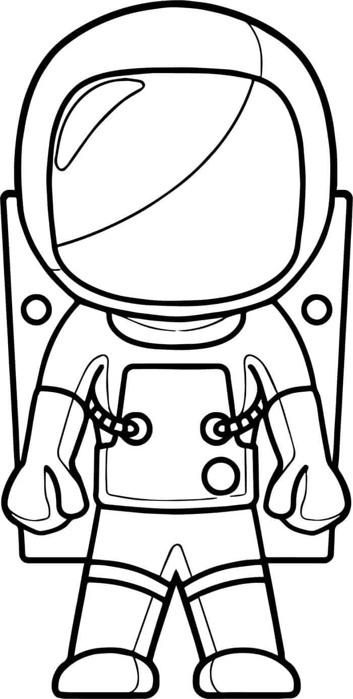 Astronaut Coloring Pages Printable In 2020 Space Coloring Pages Preschool Coloring Pages Coloring Pages