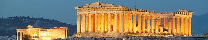 athens, greece.  i'll be there one day