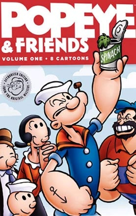 Image detail for -Popeye & Friends | Typophile