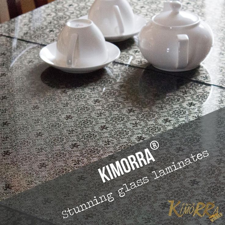 "0 Likes, 1 Comments - Changing The Face (@ctfoc) on Instagram: ""Kimorra® fabric veneers look stunning laminated with glass - image ft #6032 Black Gold More info…"""
