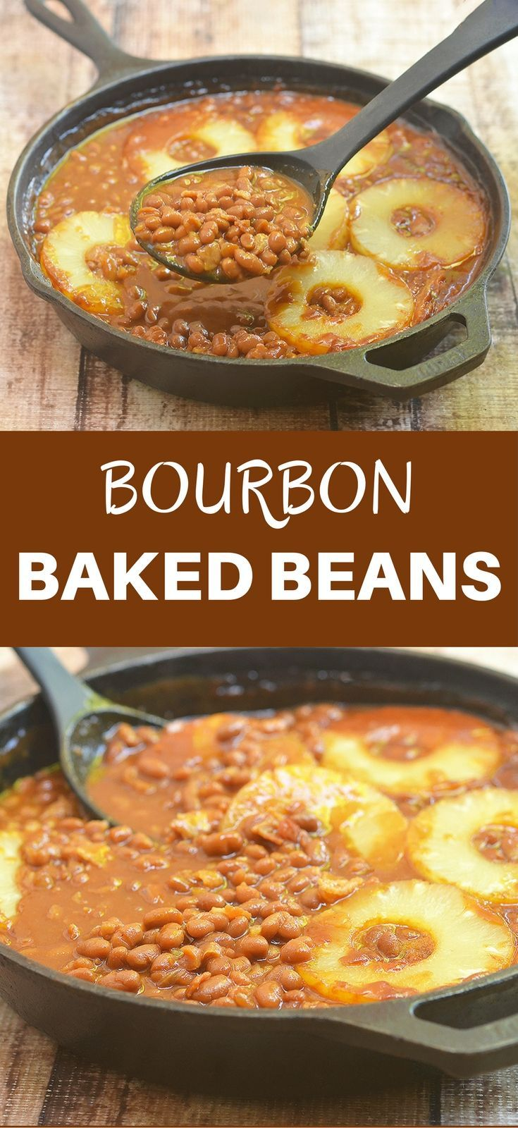 Bourbon Baked Beans are the perfect accompaniment to your favorite summer meals. A delicious medley of sweet, smoky and savory flavors, they're sure to be hit at BBQ parties.