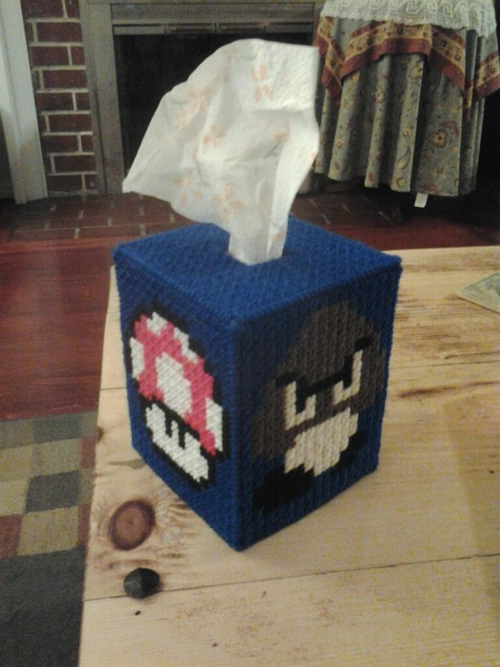 1000 images about plastic canvas on pinterest super for Tissue box cover craft