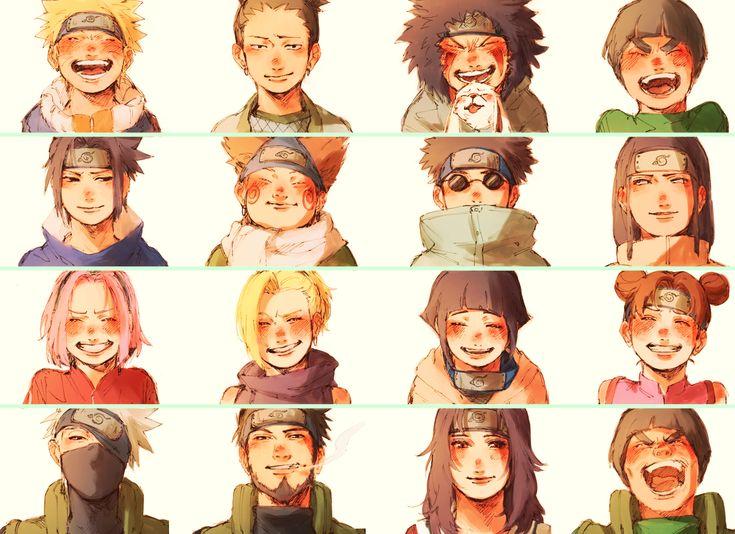 Tags: Fanart, NARUTO, Haruno Sakura, Uzumaki Naruto, Uchiha Sasuke, Rock Lee, Hatake Kakashi, Hyuuga Hinata, Nara Shikamaru, deviantART, Hyuuga Neji, Inuzuka Kiba, Tenten, Yuuhi Kurenai, Aburame Shino, Sarutobi Asuma, Team 7, Might Guy, Yamanaka Ino, Akimichi Chouji, PNG Conversion, Akamaru (NARUTO), Team 10, Team 8, Fanart From DeviantART, Team 9, fvckfdaname