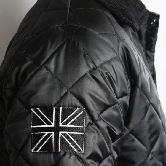 Special Edition Stokes Union jack! Something for AW12.